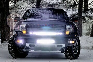 24-Inch led light bar for Vehicles
