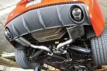 Cat-Back Exhaust System