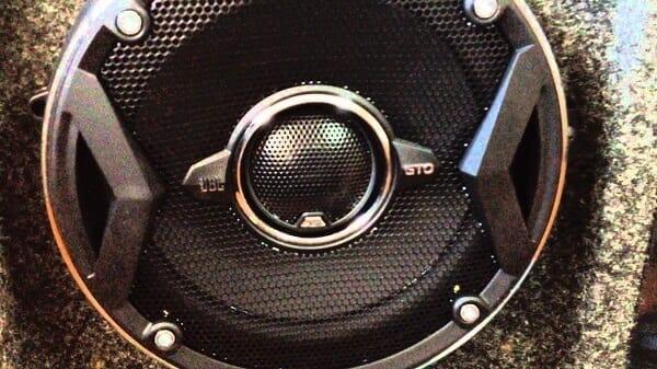 Common Car Speaker Sizes