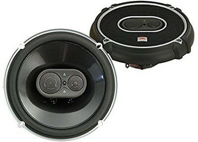 JBL GTO638 6.5-Inch 3-Way Car Speakers