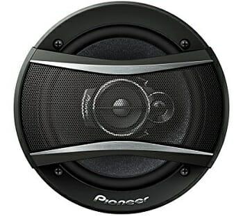 Pioneer TS-A1676R 320W 6.5-Inch 3-Way TSA Series Coaxial Car Speakers