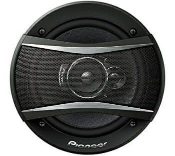 Pioneer TS-A1676R 320W 6.5-Inch 3-Way TSA Series Coaxial Car Speakers
