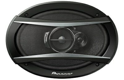 Pioneer TS-A6966R - Best 6x9-Inch Car Speaker