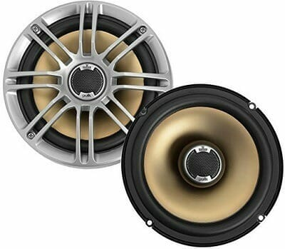 Polk Audio DB651 6.5-Inch 2-Way Car Speakers