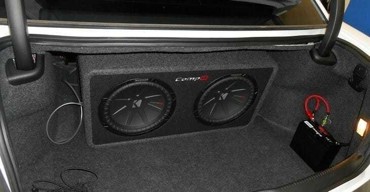Best 10 Inch Car Subwoofer