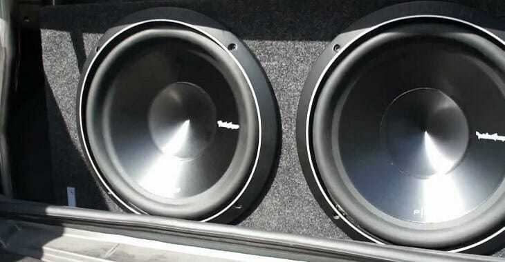 Best 12-inches Car Subwoofers