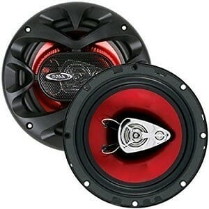 Boss Audio CH6530 300 Watt (Per Pair), 6.5 Inch, Full Range, 3 Way