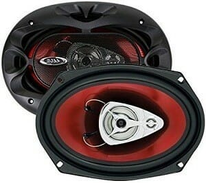 Boss Audio CH6930 3-Way Car Speakers