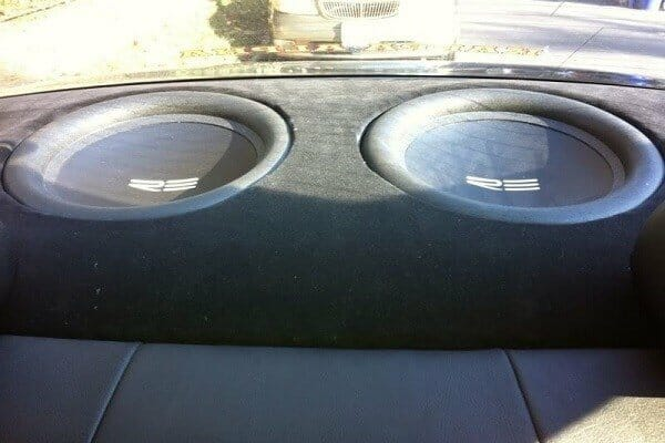 How to Buy a Powered Car Subwoofer