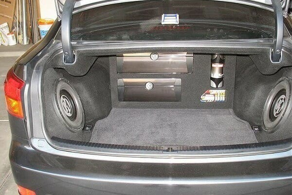 How to Buy an 8-Inch Subwoofer