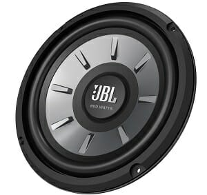 JBL Stage 810 8-Inch Car Audio Subwoofer