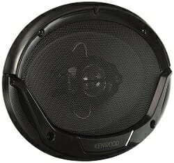 Kenwood KFC-6965S 6 x 9 Inches 3-Way 400W Speakers