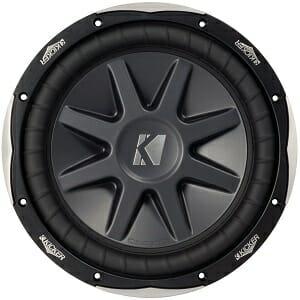 Kicker 10cvx10-4
