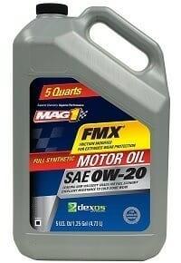 MAG 1 20139 0W-20 Full Synthetic Motor Oil