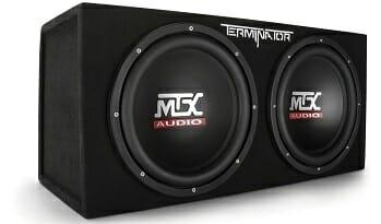 MTX Audio Terminator Series TNE212D