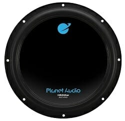 Planet Audio AC10D 10-Inch Car Subwoofer