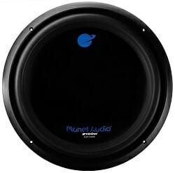 Planet Audio AC15D 15-Inch Car Subwoofer