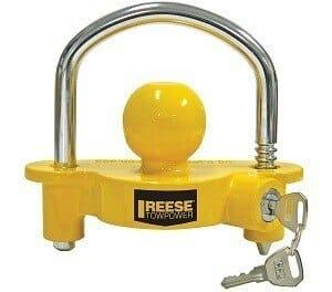 REESE Towpower 72783 Universal Coupler Lock