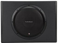 Rockford Fosgate P300-12 Powered Loaded 12-Inch Subwoofer Enclosure
