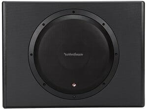 Rockford Fosgate P300-12 Punch Powered Loaded 12-Inch Subwoofer Enclosure