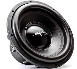 Skar Audio EVL15 D4 15-Inch Car Subwoofer