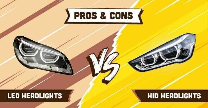 LED vs HID Headlights