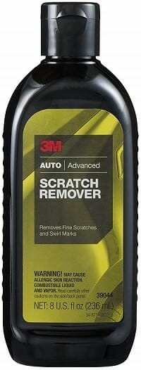 3M Scratch Remover Bottle