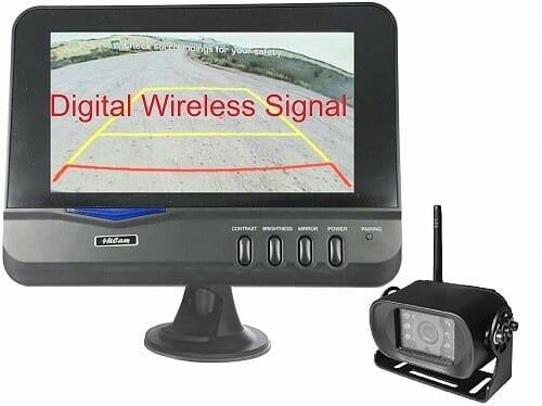 4UCam Digital Wireless Backup Camera