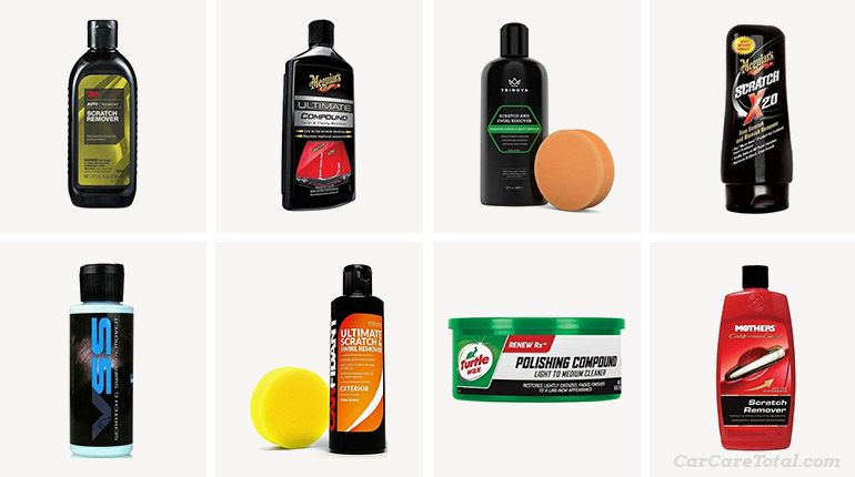 Best Scratch Remover