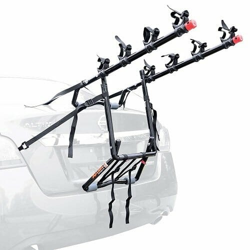 Allen Sports Deluxe 4-Bike Trunk Rack