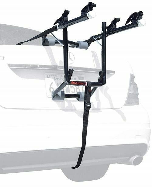 Allen Sports Deluxe Trunk Bike Rack