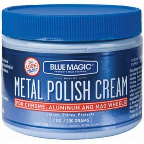 Blue Magic 400 Mtl Polish Cream