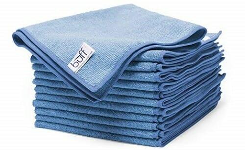 Buff Pro Professional Microfiber Towel