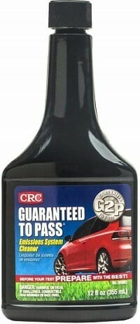 CRC 05063 Guaranteed To Pass Emissions Test Catalytic Converter Cleaner