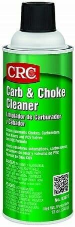 CRC 12-Oz Carburetor & Choke Cleaner