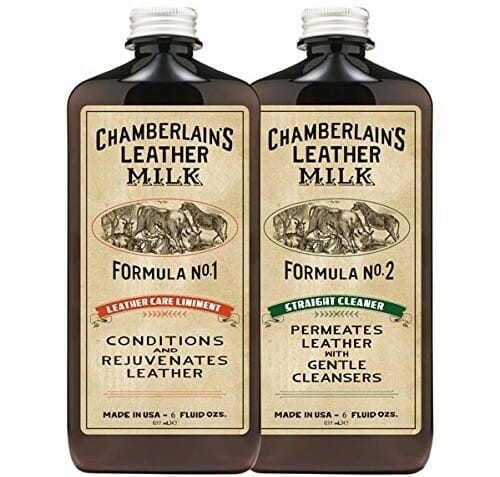 Chamberlain's Leather Milk Cleaner and Conditioner