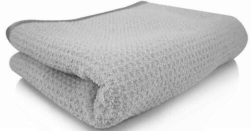 Chemical Guys MIC_781_01 Waffle Weave Microfiber Drying Towel