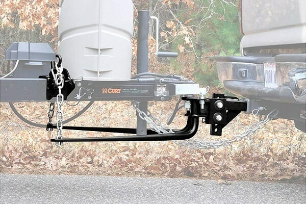 Components of Weight Distribution Hitch System