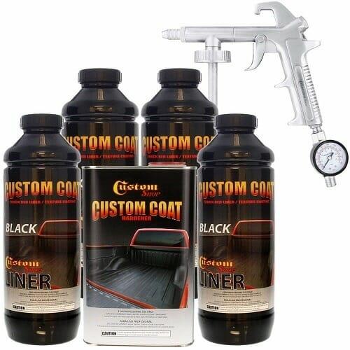 Custom Coat Urethane Truck Bedliner