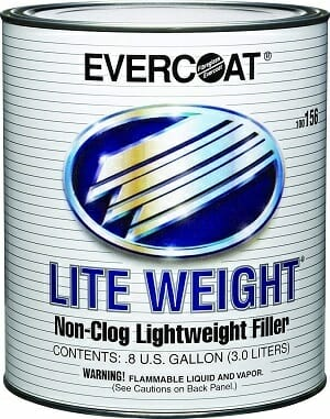 Evercoat 156 Lightweight Body Filler