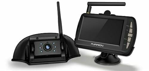 Furrion 381556 FOS48TAPK-BL Wireless Backup Camera System