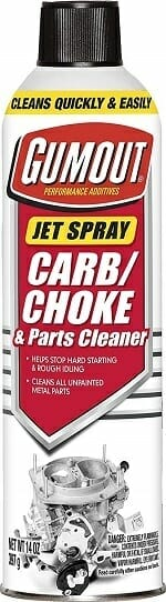 Gumout Choke & Carb Cleaner