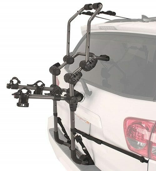 Hollywood Racks Over-The-Top Trunk Bike Rack