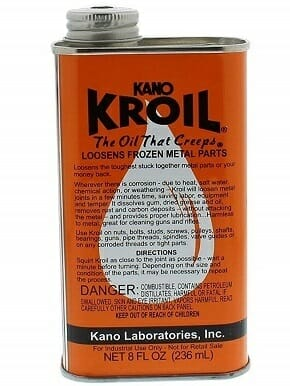 Kano Kroil 8-Oz Penetrating Oil