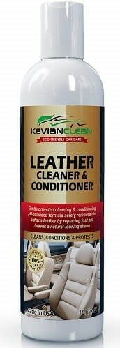 KevianClean Leather Cleaner and Conditioner