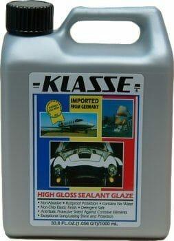 Klasse High Gloss Paint Sealant