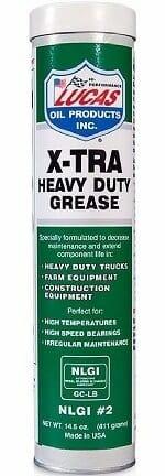 Lucas Oil 10301 14.5-Oz Heavy-Duty Wheel Bearing Grease