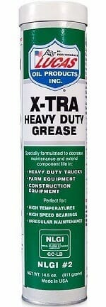 Lucas Oil 10301 14.5-Oz Heavy-Duty Wheel Bearing Grease