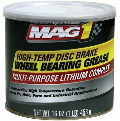 Mag 1 High-Temp Wheel Bearing Grease