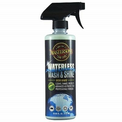 Masterson's Car Care MCC_106_16 Waterless Wash & Shine